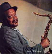 ben webster pic